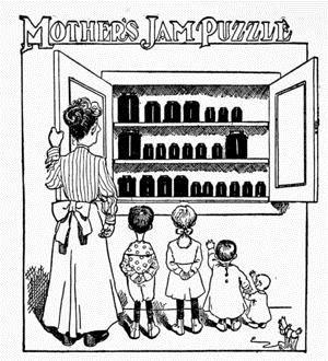 La mermelada de mamá