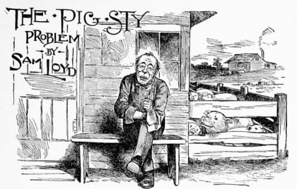 La pocilga de cerdos
