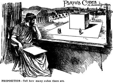 Los cubos de Platon