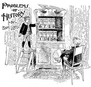 Problemas de Historia