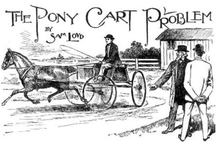 El carro de caballos