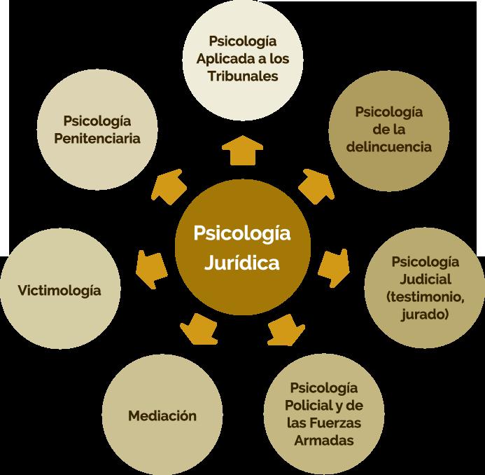 cuadro psicologia juridica