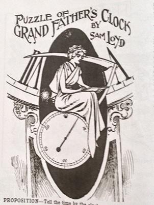 El reloj de pared del abuelo