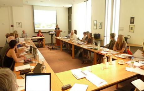 cursos seminarios talleres vertices psicologos Las Rozas