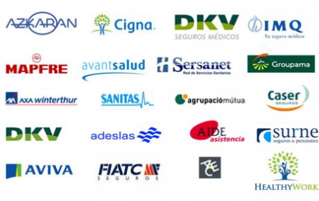 Reembolso de seguros de salud Madrid