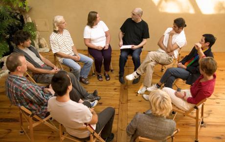 terapia de grupo vértices psicólogos