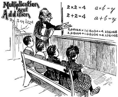 Suma y multiplicacion